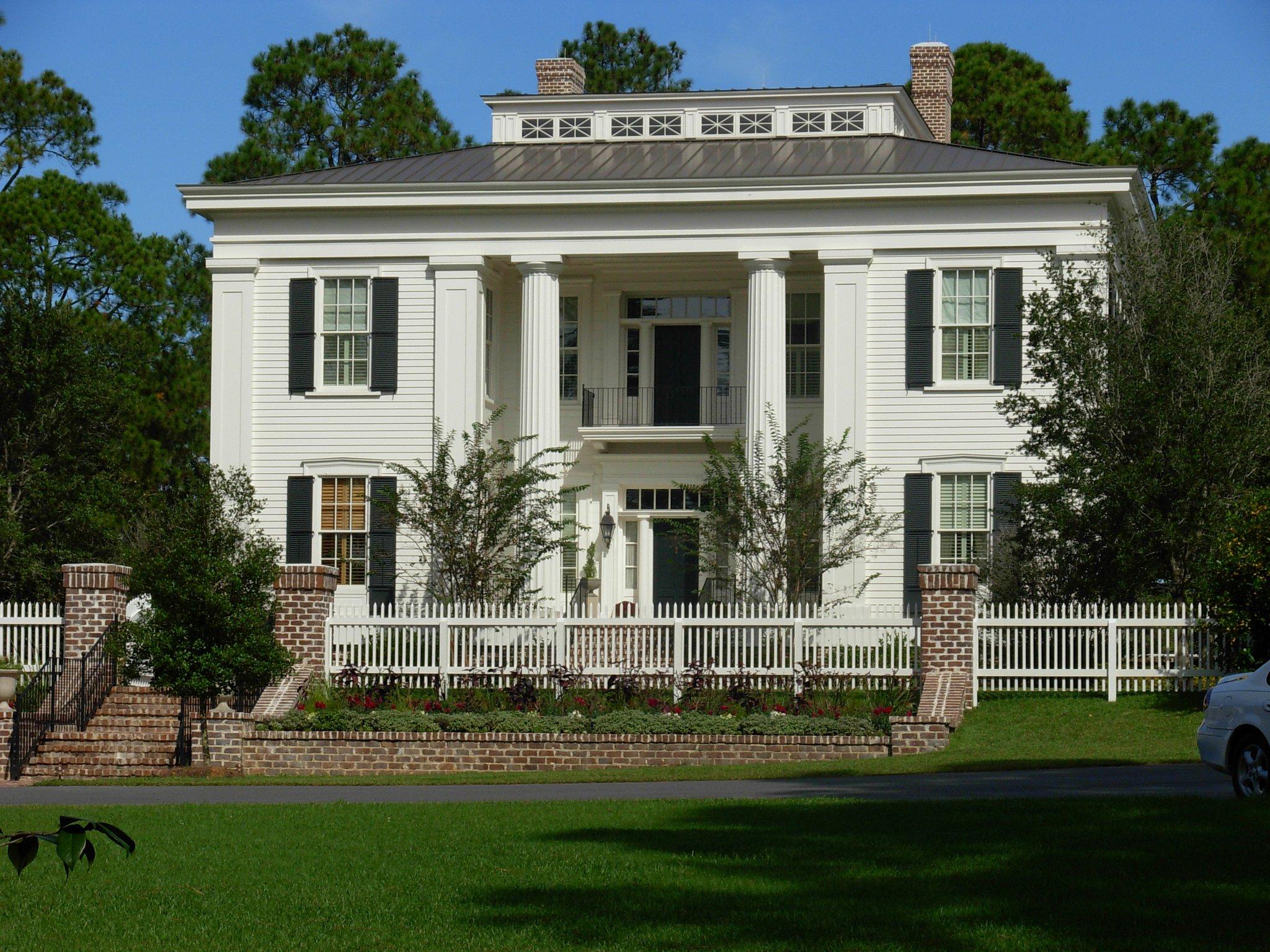 FSU President's Home